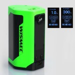 authentic-wismec-reuleaux-rx-gen3-300w-tc-vw-variable-wattage-box-mod-green-1300w-3-x-18650