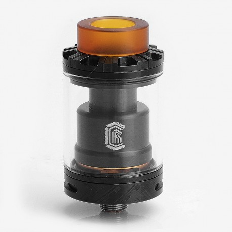 kindbright-reload-style-rta-rebuildable-tank-atomizer-black-stainless-steel-24mm-diameter
